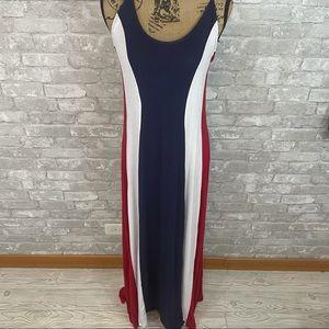 Janette Plus Maxi Dress
